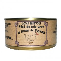 Pâté de foie gras