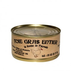 boite foie 180g