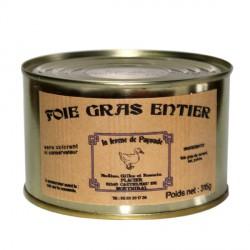 boite foie gras entier de canard de 315g