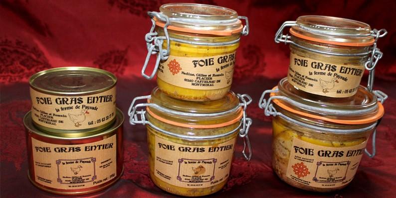 Production de foie gras
